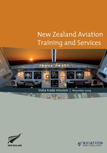 New Zealand Aviation Training and Services - Aviation NZ