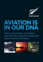 AviAtion is in our DnA - Aviation NZ