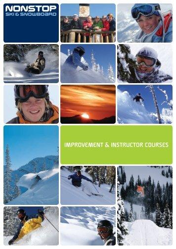 WHY CHOOSE NONSTOP Ski & Snowboard? - Em-Online