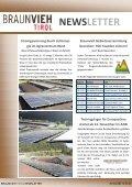 NEWSLETTER - Braunvieh Tirol - Seite 3