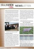 NEWSLETTER - Braunvieh Tirol - Seite 5
