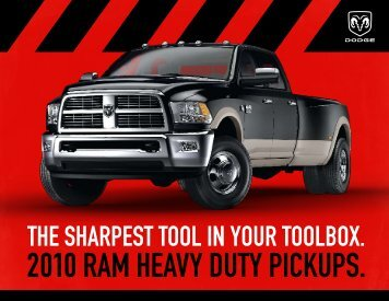 the sharpest tool in your toolbox.