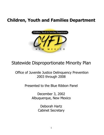 disproportionality researching the overrepresentation of minority The overrepresentation of minority students is an (national research the duality of overrepresentation of minorities in special education and.