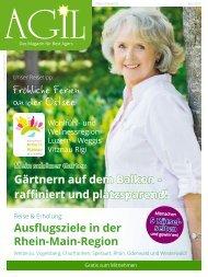 AGIL - DasMagazin - Ausgabe Mai 2015