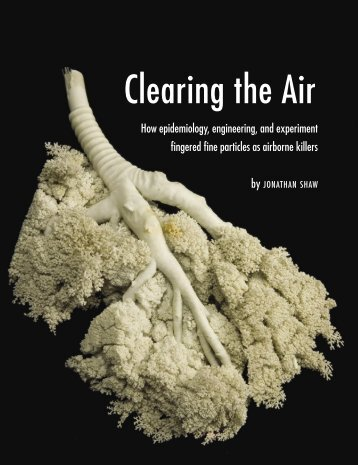 Clearing the Air - BioEnergy Discussion Lists