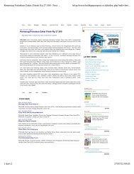 Kemenag Putuskan Zakat Fitrah Rp 27.500 - Post ... http://www ...