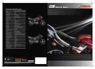 G5 LEAFLET FINAL AW - India Yamaha Motor Pvt. Ltd.