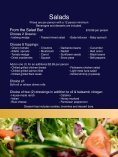 Catering Menu - CampusDish - Page 6