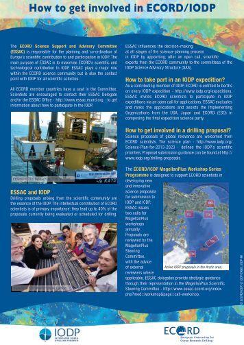 programme activities - European Consortium for Ocean Research ...