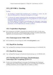 115. § 28 VOB/A - Zuschlag - Oeffentliche Auftraege