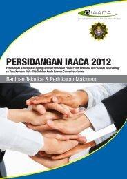 PERSIDANGAN IAACA 2012 - Suruhanjaya Pencegahan Rasuah ...