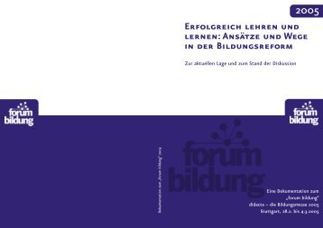 Blindtext - Verband Bildungsmedien eV