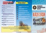 IMPLIKASINYA - Suruhanjaya Pencegahan Rasuah Malaysia