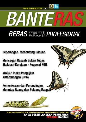 Banteras 2 - Suruhanjaya Pencegahan Rasuah Malaysia