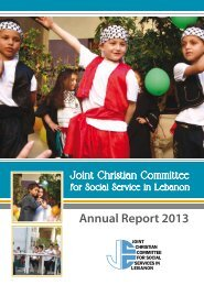 JCC Annual Report - 2013