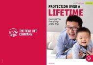 FA-A-LifeTime Secure Brochure - AIA