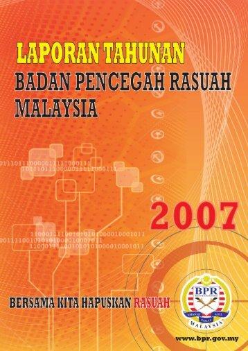 2 - Suruhanjaya Pencegahan Rasuah Malaysia