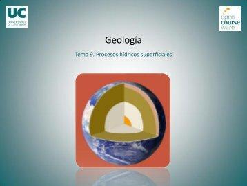 Geología - OCW Universidad de Cantabria