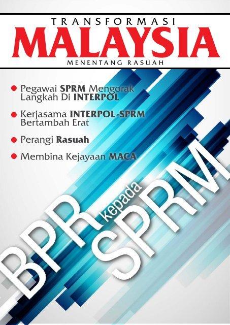 Transformasi - Suruhanjaya Pencegahan Rasuah Malaysia