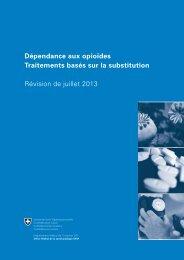 Recommandations - admin.ch
