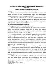 bahan kuliah hukum perniagaan internasional 4 - mahendraputra.net