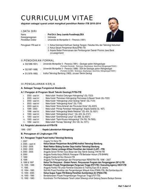 curriculum vitae serdos 2013