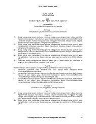 RUU KUHP - Draft II 2005 Lembaga Studi dan Advokasi ... - Elsam