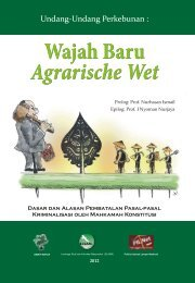 Wajah Baru Agrarische Wet.pdf - Elsam
