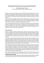 Perkembangan Sidang Kasus Penyerangan Ahmadiyah ... - Elsam