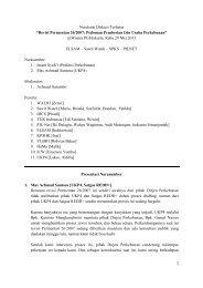 Catatan Diskusi Revisi Permentan tentang Pedoman Izin ... - Elsam