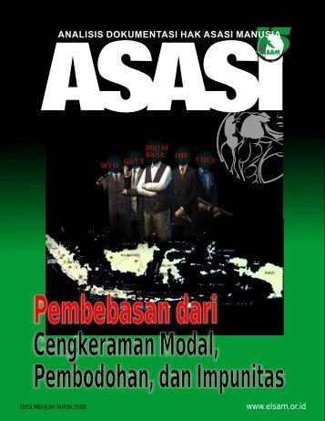 Edisi Mei -Juni Tahun 2008 per HAL - Elsam