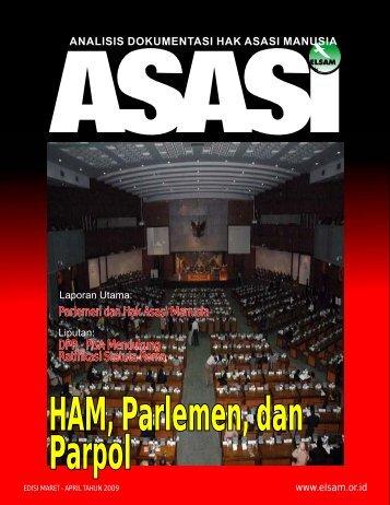 Edisi Maret - April Tahun 2009 per HAL - Elsam
