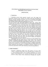 PENGEMBANGAN SDM BERBASIS KOMPETENSI: Solusi Untuk ...
