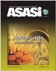 asasi edisi januari-februari 2013 - Elsam