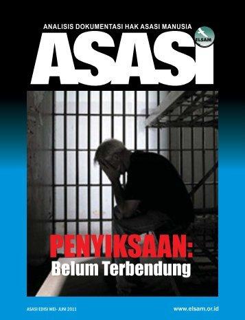 Asasi Edisi Mei-Juni 2011 - Elsam