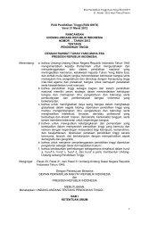 Draf RUU DIKTI Versi 31 Maret 2012 (bersih). - Elsam