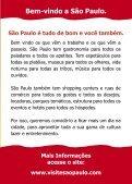 Programa Bem Receber - Visite São Paulo - Page 3