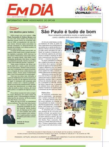 Edição Nº 03 - Visite São Paulo