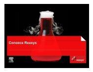 Presentación de Reaxys en Castellano