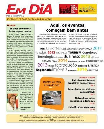 Edição N° 24 - Visite São Paulo