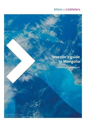 Investors-guide-to-Mongolia