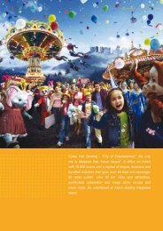 """Come visit Genting - """"City of Entertainment"""", the only city in Malaysia ..."""