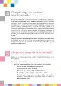 Trombosis en el paciente oncológico - Sociedad Española de ... - Page 6