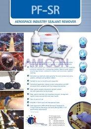PF-SR Solvent Brochure - Wind Turbine Coatings