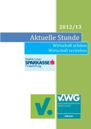 Aktuelle Stunde 2012/13 - vgk.at