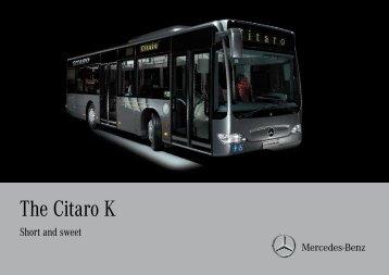 The Citaro K