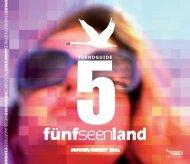 Trendguide Fünfseenland Sommer/Herbst 2011