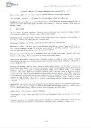 11.08.2011 Zmluva č. 1418/2011/ZZ o zriadení záložného práva na ...