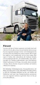 Undantag från kör och vilotider - Trafiksaker.se - Page 3