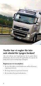 Undantag från kör och vilotider - Trafiksaker.se - Page 4